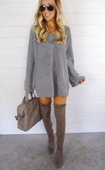 JAYLA BELL SLEEVE SWEATER