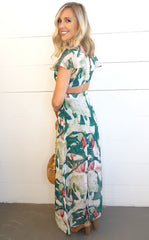 ADELAIDE FLORAL MAXI