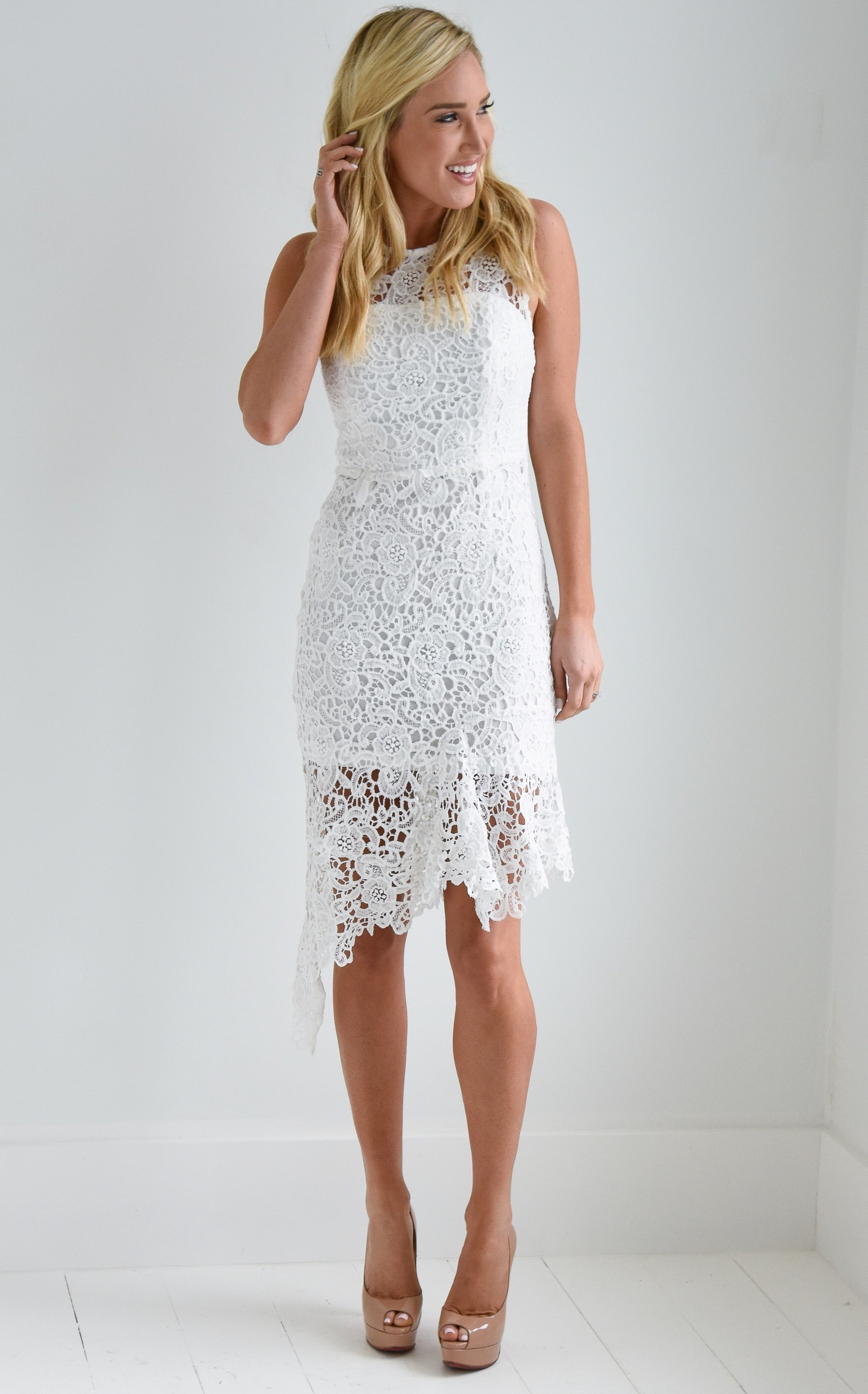 SENNA LACE DRESS