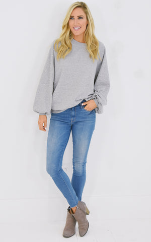 HUNTER PEARL SWEATSHIRT