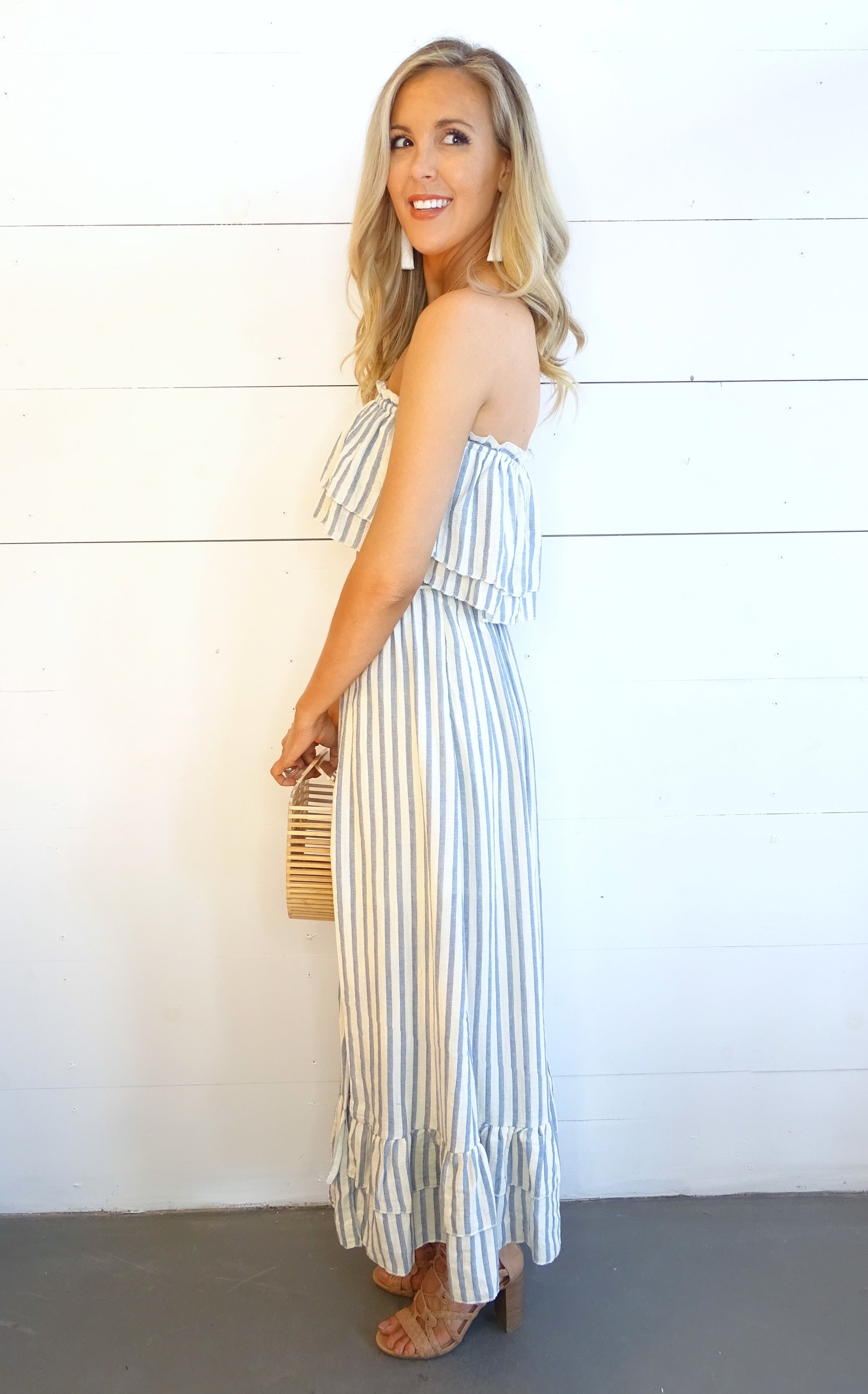 ELLIS STRIPE SET