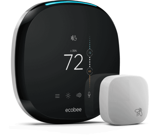 ecobee4 with Amazon Alexa Voice Service