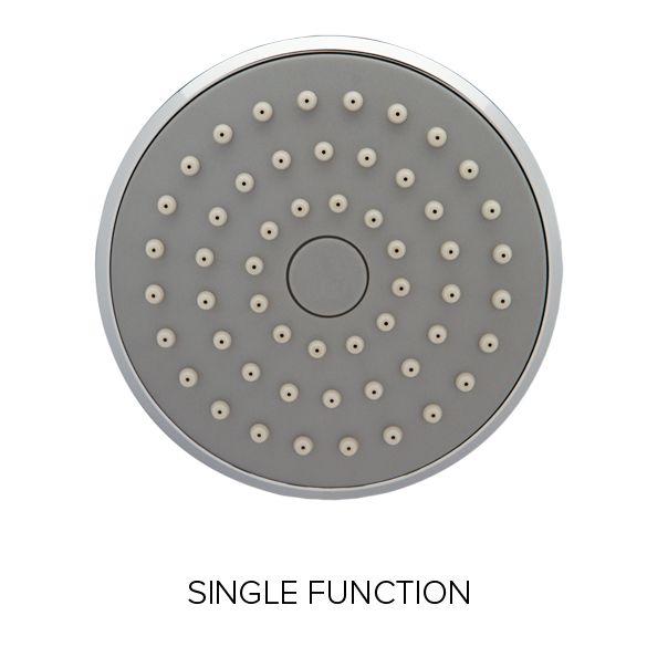 Evolve Single Function Showerhead + ShowerStart TSV image 1692558884901