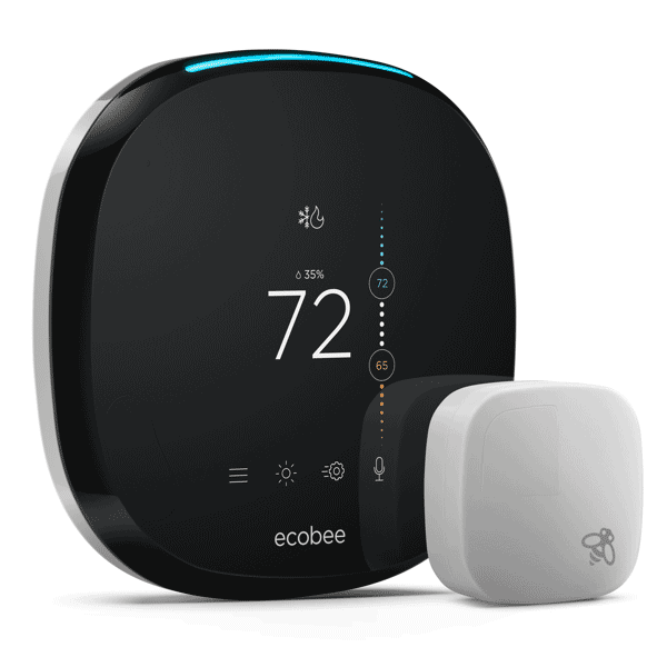 ecobee4 Wi–Fi Thermostat w/ Built-in Alexa Voice Service