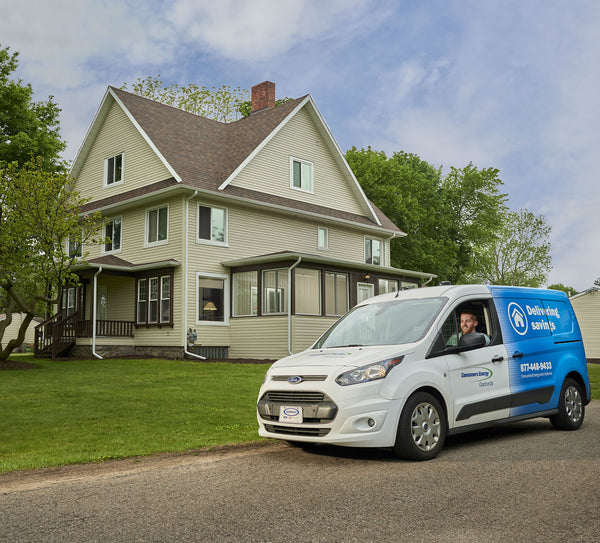 Improve the comfort of your home. Schedule a FREE Home Energy Analysis today - available to natural gas customers
