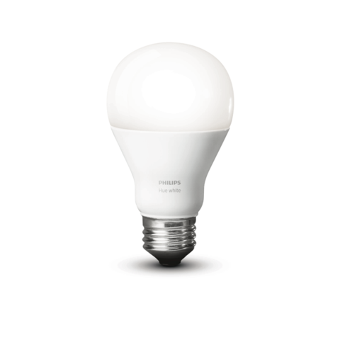A19 Philips Hue Dimmable Warm White Indoor (Single) image 24602624850