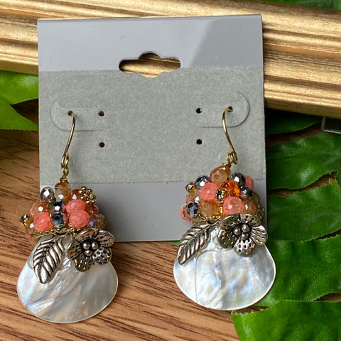 Beautiful Shell Earrings