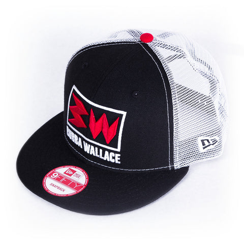 Bubba Wallace Trucker Hat