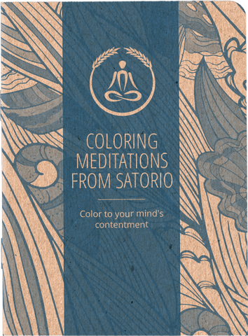Coloring Meditations From Satorio