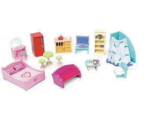 Doll House - Furniture and Accessories