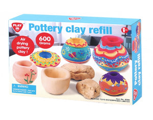 Kids Pottery and Clay