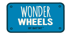 Wonder Wheels by Battat