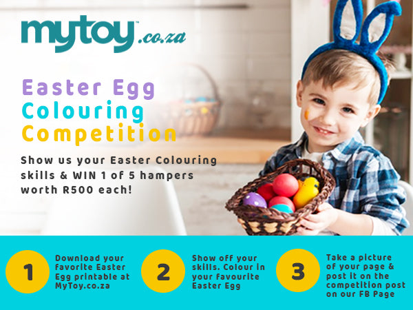 MyToy Easter Egg Competition