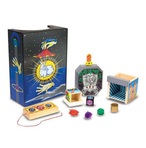 Melissa & Doug Wooden Discovery Magic Set