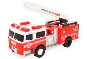BO Power Fire Engine Truck