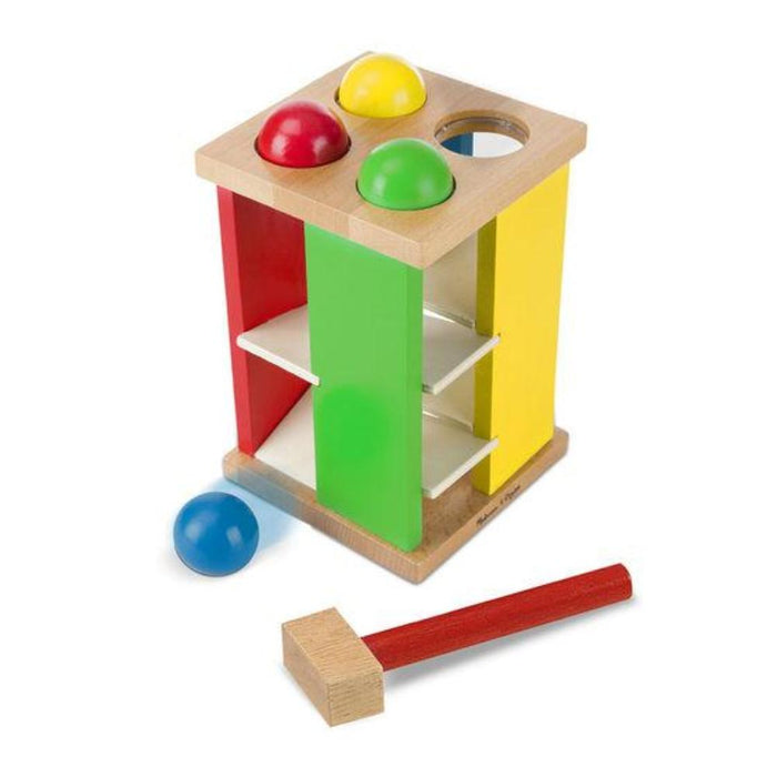 Melissa & Doug Pound and Roll Tower