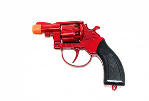 Diecast Coloured .38 Cap Gun