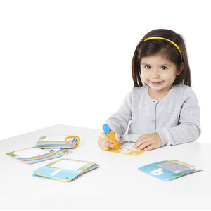 Melissa & Doug Water Wow! Number, Color, Shape Cards - On the Go Travel Activity