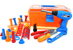 Tool Set In Carry Case 28 Piece