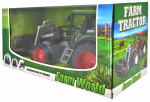 Farm World Tractor With Lifter
