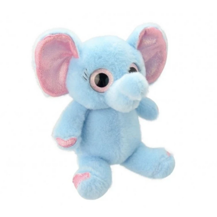 Wild Planet - Plush Elephant 20cm