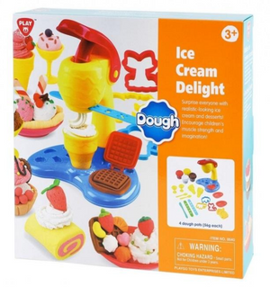 PlayGo Ice Cream Delight Dough Set