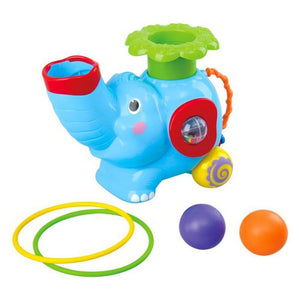 PlayGo Bo Pop 'n Hoop Roller Elephant
