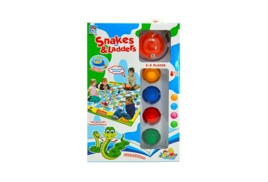 Snakes & Ladders Giant Game with Light