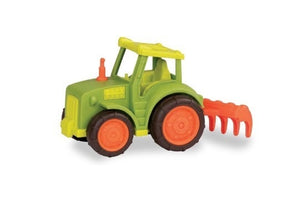 Wonder Wheels Tractor With Rake