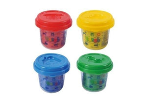 Play Go 4 Pot Dough Pack