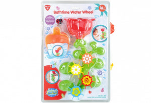 PLAY GO BATHTIME WATER WHEEL