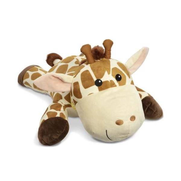Melissa & Doug Cuddle Giraffe Jumbo Plush Stuffed Animal