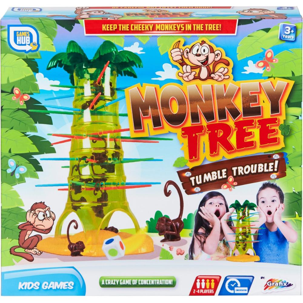 Grafix Games Monkey Tree