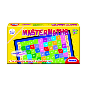 Frank Master Maths Strategy Game