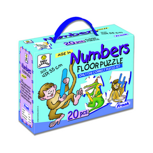 Frank Early Learner Numbers Floor Puzzle (20pc)