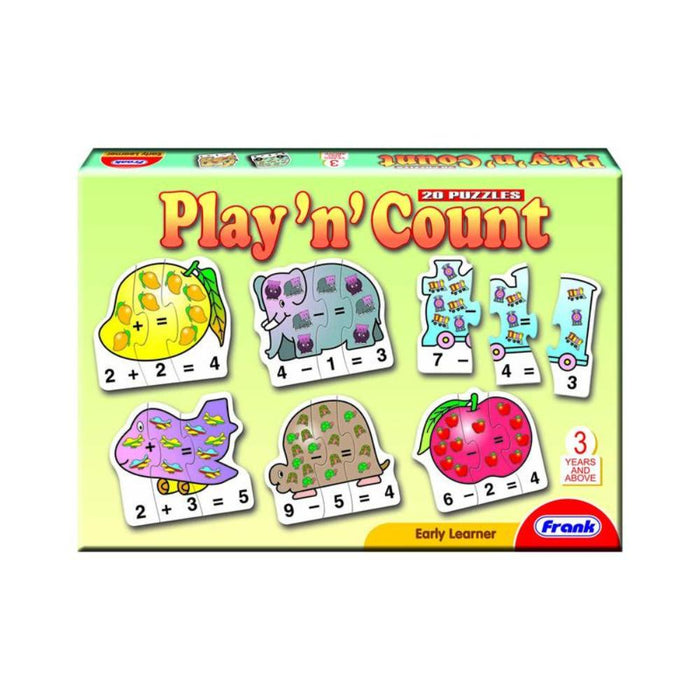 Frank Play 'n Count