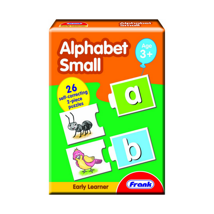 Frank Early Learning Alphabet Small