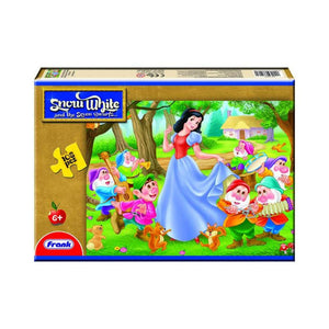 Frank Fairytales 108pc Puzzle - Snow White