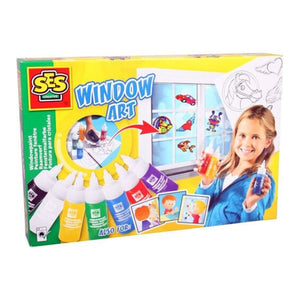 SES Creative Window Paint Set