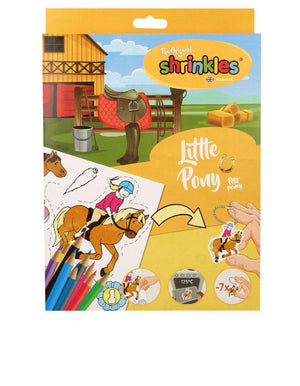 Shrinkles - Little Pony Bumper Box