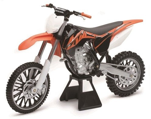 New-Ray KTM 450 SX-F 2014 1:6 Scale Model