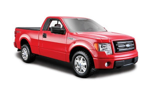 Maisto 1/24 Ford F-150 2010 Red