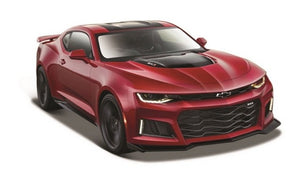 Maisto 1/24 Chevrolet Camaro ZL1 2017 - Red