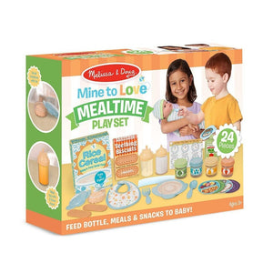 Melissa & Doug Mealtime Play Set