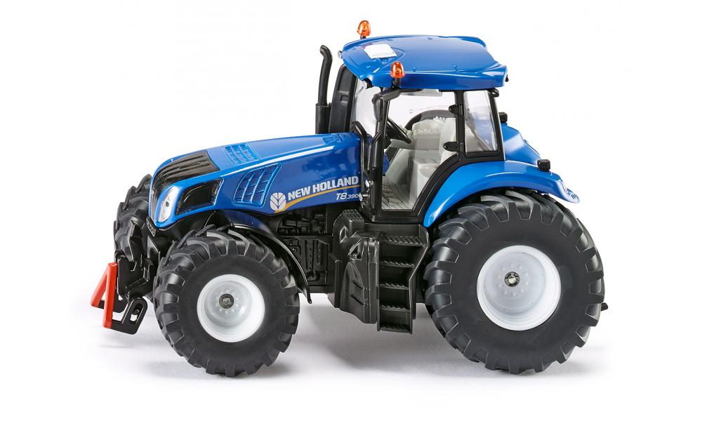 Siku New Holland Tractor 8050 Scale 1/32