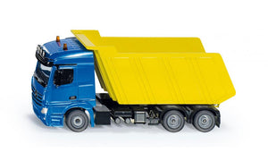 Siku Mercedes-Benz Arocs with tipping Trailer 1:50