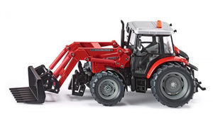 Siku Massey Ferguson with front loader Fork Scale 1:32