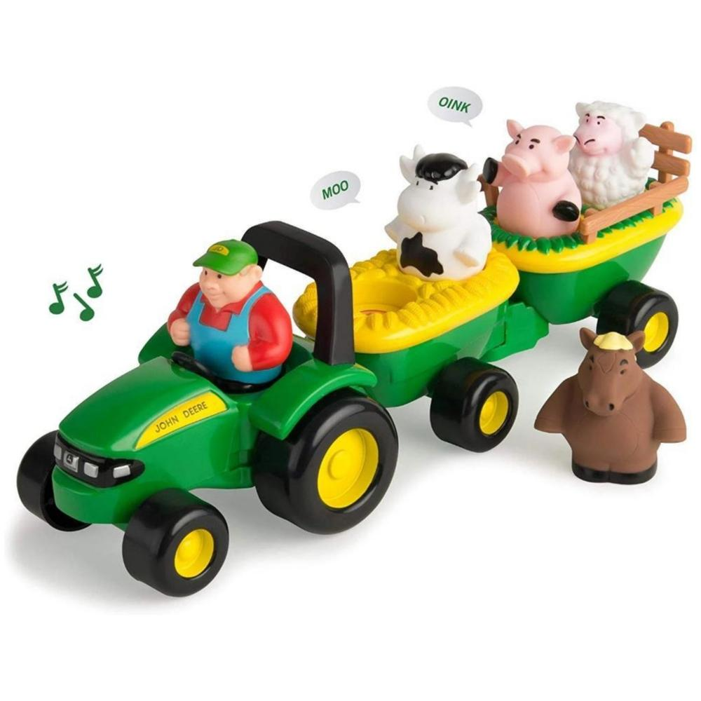 TOMY John Deere Animals Sounds Haywire