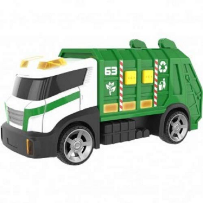 Teamsterz City Green Recycle Truck
