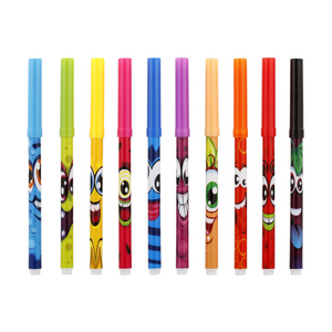 Scentos Scented Fine Line Markers 10 Pack